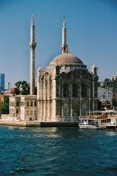 Ortakoy Mosque, Bosphorus, Istanbul, Turkey