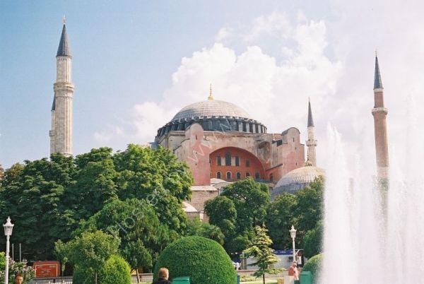 Haghia Sophia Museum, Istanbul, Turkey