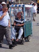 Turkish Men, Eminonou, Istanbul