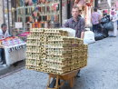 Watch out! Egg Merchant, Grand Bazaar, Istanbul