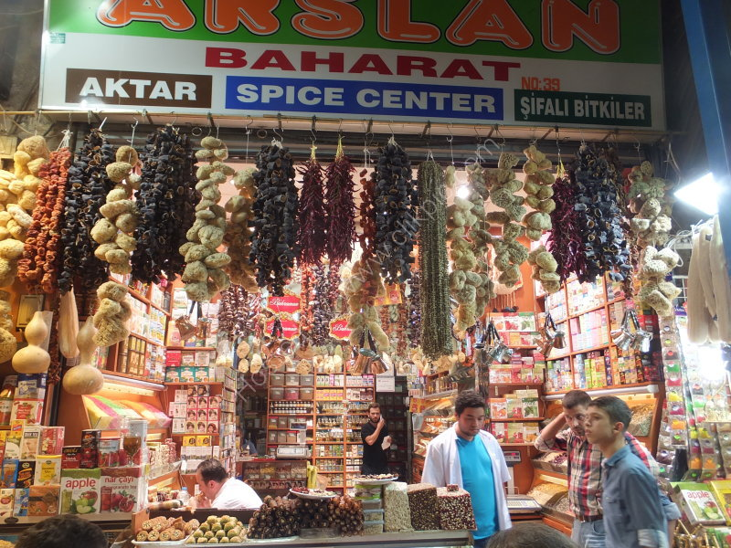 Spice Centre, Grand Bazaar, Istanbul