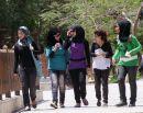 Jordanian School Children, Aqaba