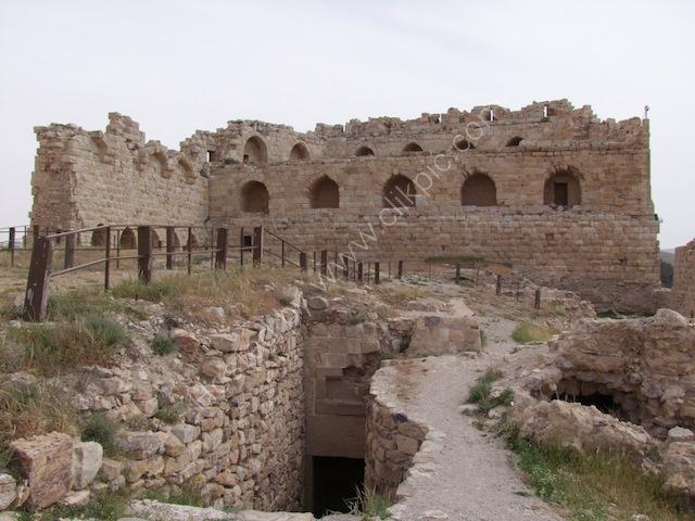 Karak Castle, Karak