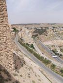 View from Karak Castle, Karak