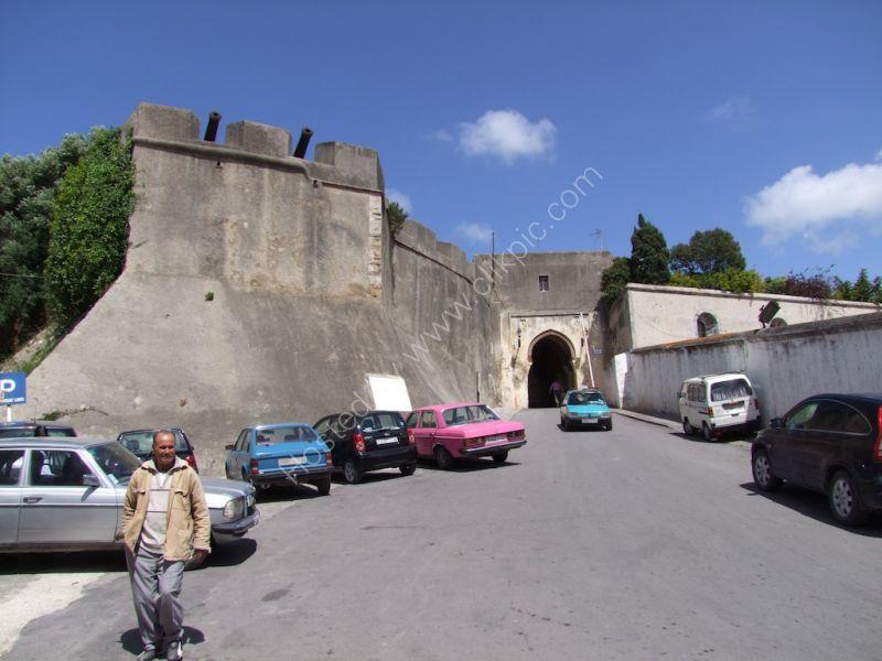 Kasbah Walls, Tangier