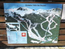 Map of Ski Runs, Kolasin