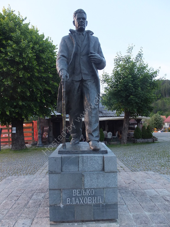 Founder of Kolasin Town