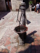 Old Water Fountain, Kotor
