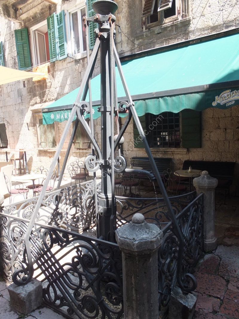 Old Well, Kotor