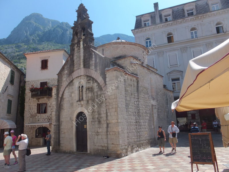 Small Church, Kotor