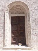 Intricately Carved Doorway, Kotor