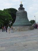 Tsar's Bell, Ivanovskaya Square within the Kremlin