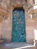 Ornate Doorway, La Sagrada Familia