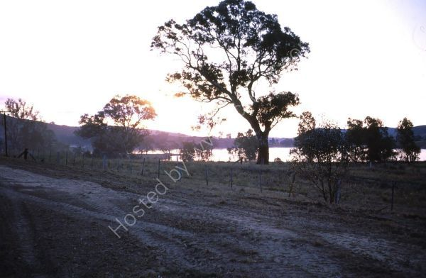 Sunset, Lake Eldon, Victoria State