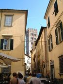 Street View, Lucca, Tuscany