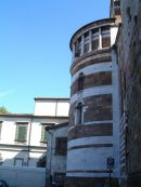 Roman Part of Building, Lucca, Tuscany