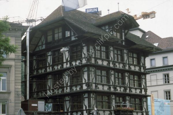 Traditional Building, Lucerne