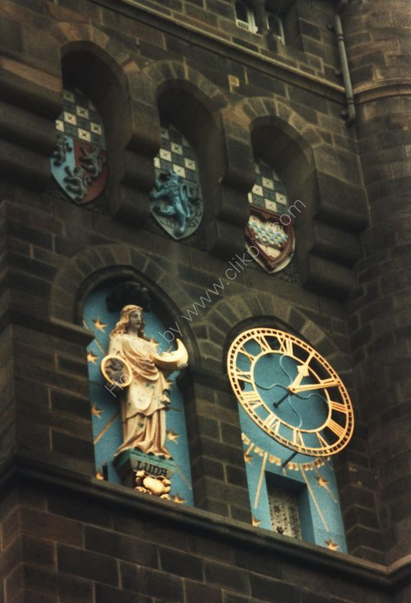 Clock Tower, Lucerne