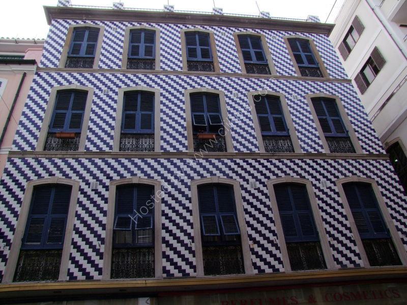 Building, Main Street