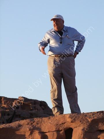 Jordanian Tourist Guide, Wadi Rum