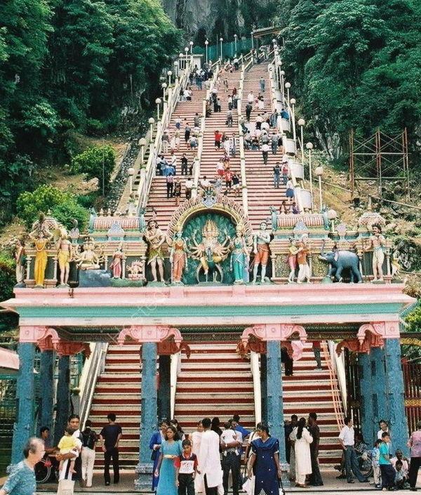 Entrance, Batu Caves, Kuala Lumpur
