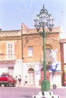 Street Lamp, Malta