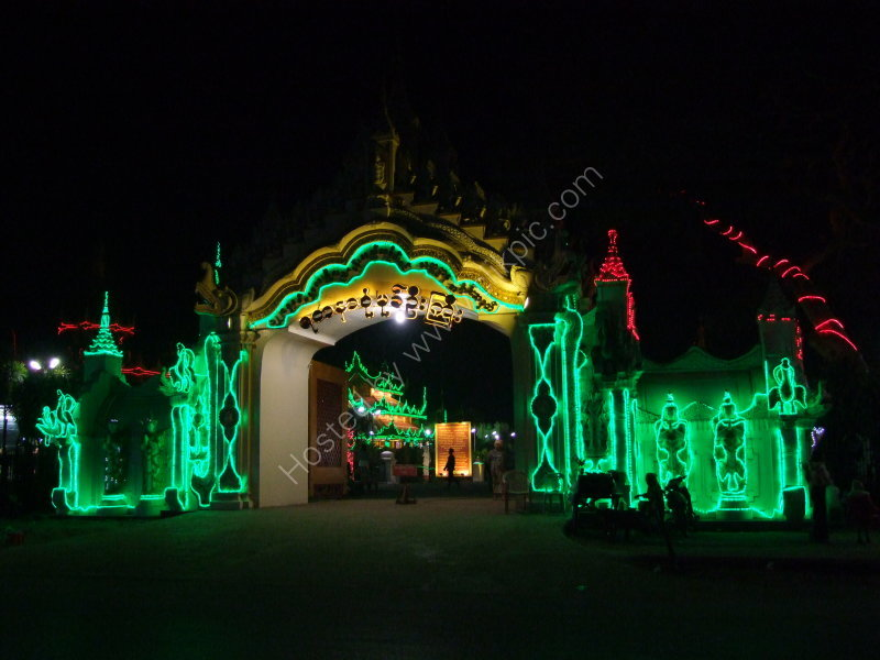 Illuminated Pagoda