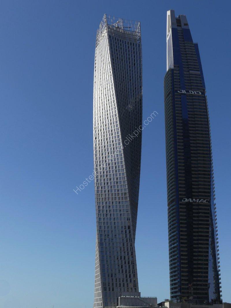 Skyscrapers, Marina, Dubai 2019