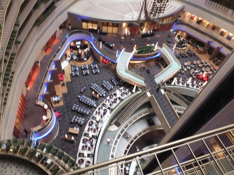 4th Floor Lobby, Marina Mandarin Hotel, Marina Bay