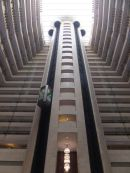 Elevators at Marina Mandarin Hotel, Marina Bay