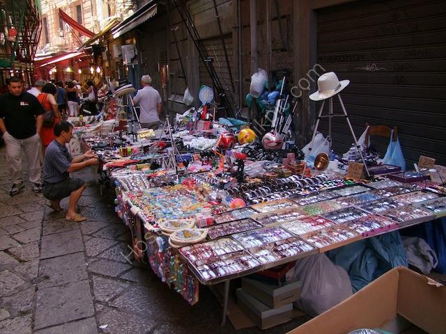 Market Stall, Palermo