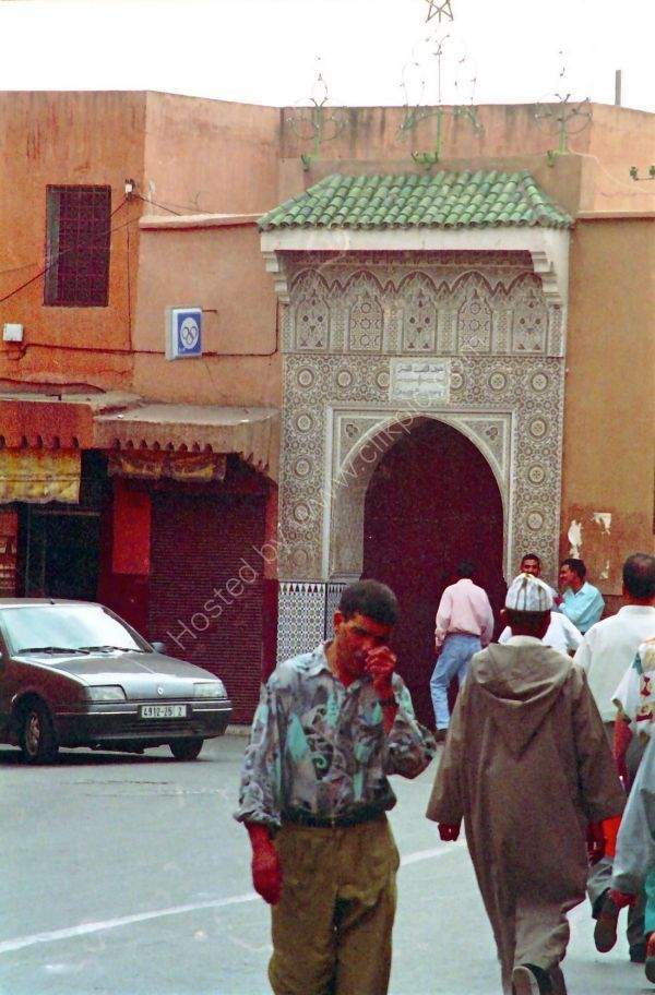 Entrance, Marrakech