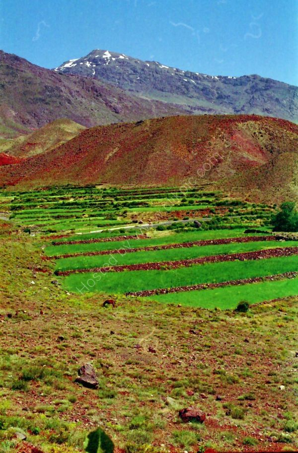 Countryside, Atlas Mountains