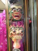Masks, Orchard Road