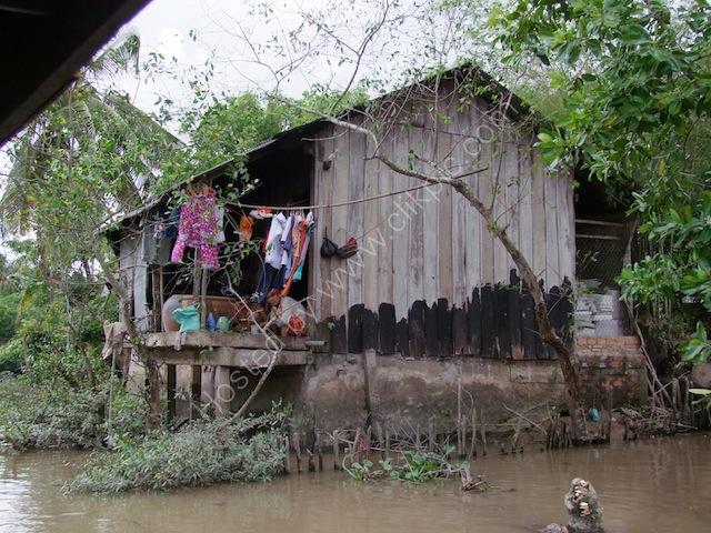 Riverside House, Mekong Delta