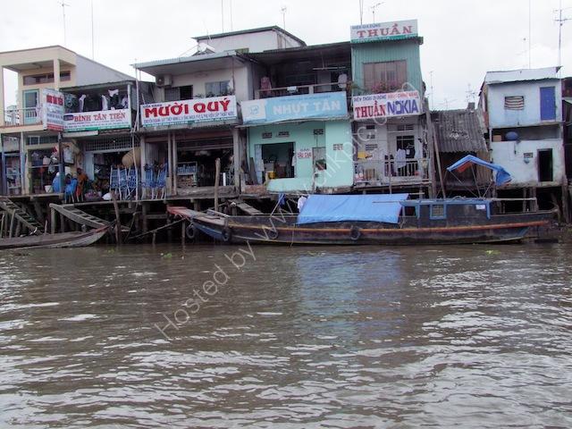 Riverside Shops, Mekong Delta