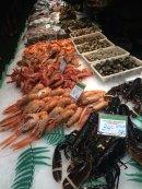 Shellfish, Mercat de la Boqueria
