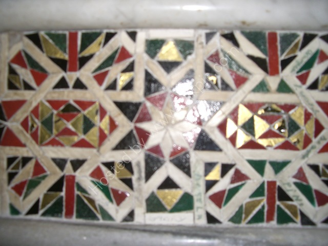 Mosaic Pattern, Monreale Cathedral