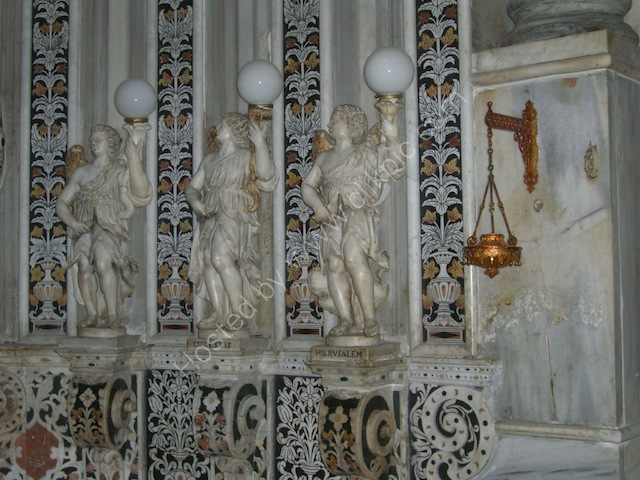 Lighting, Monreale Cathedral