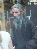 Priest at Moraca Monastery