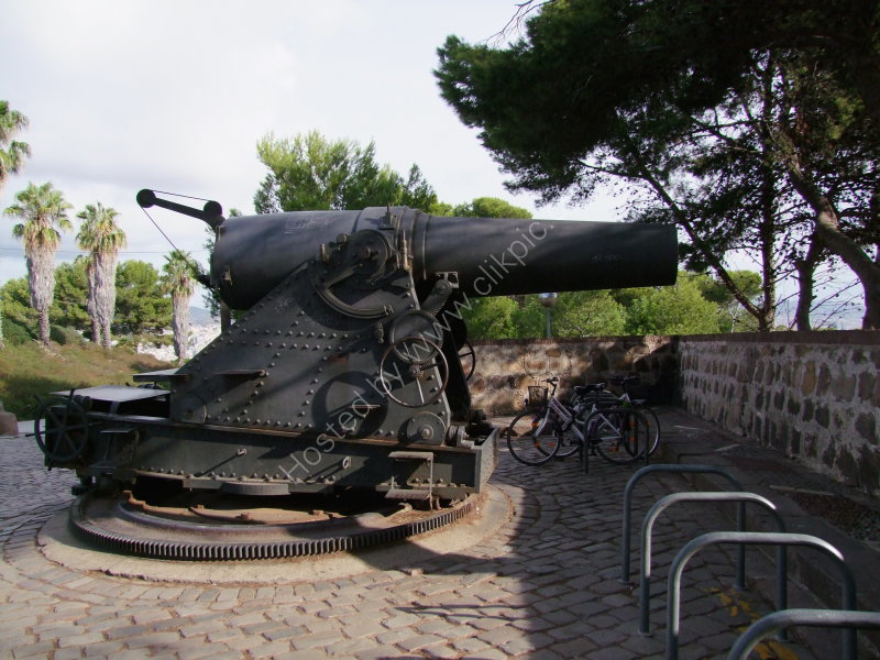 Old Gun Emplacement