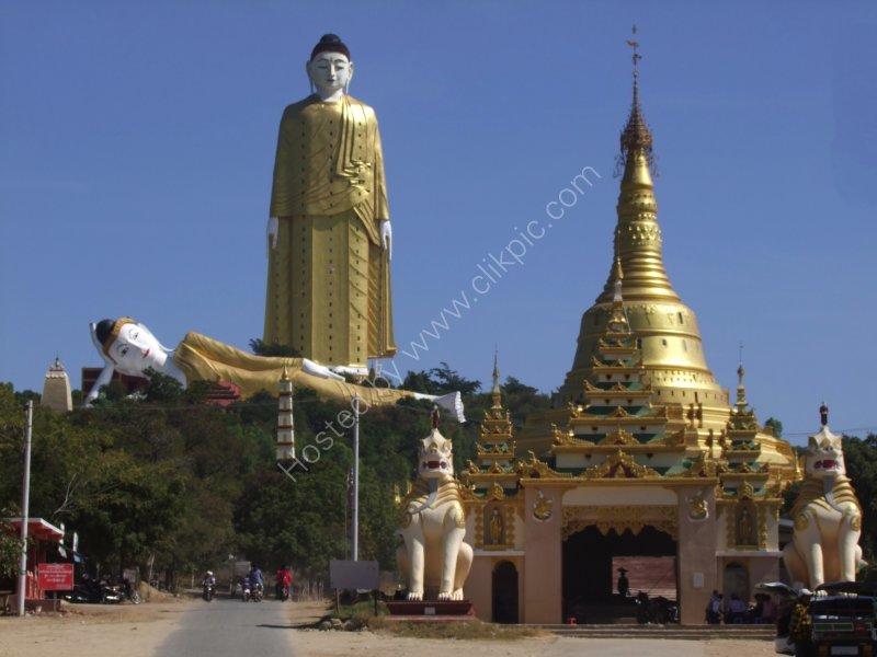Bodhi Tataung Giant Statues
