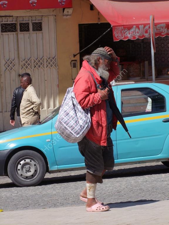 Moroccan Tramp, Tangier