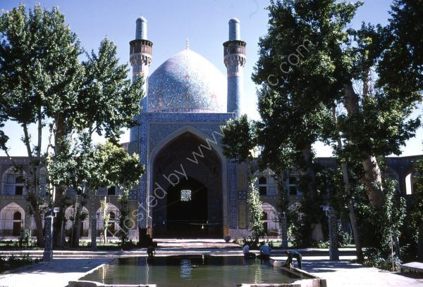 Mosque at Theological College, Isfahan