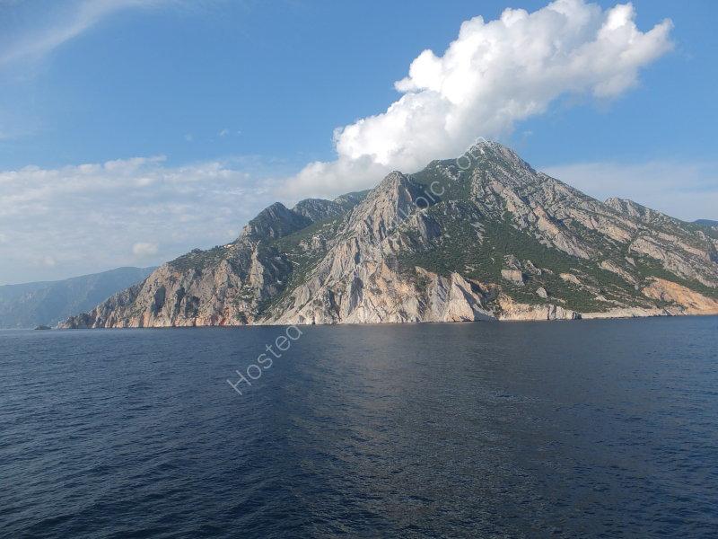 Sacred Island of Mount Athos
