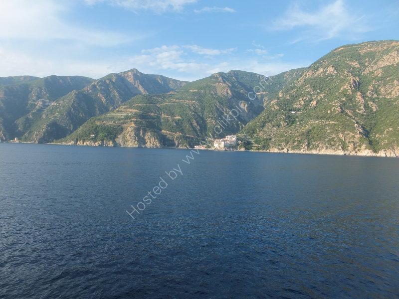 Sacred Island of Mount Athos Monastery