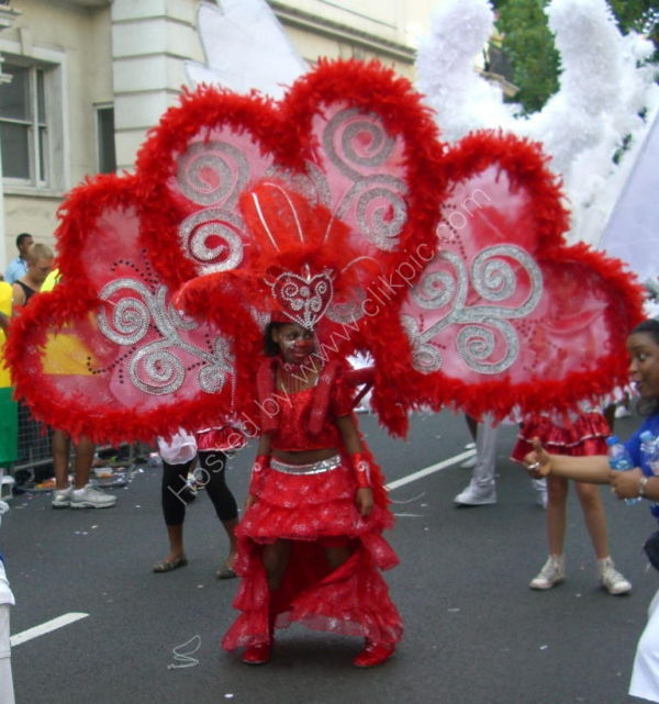 Nottinghill Carnival 2007, London