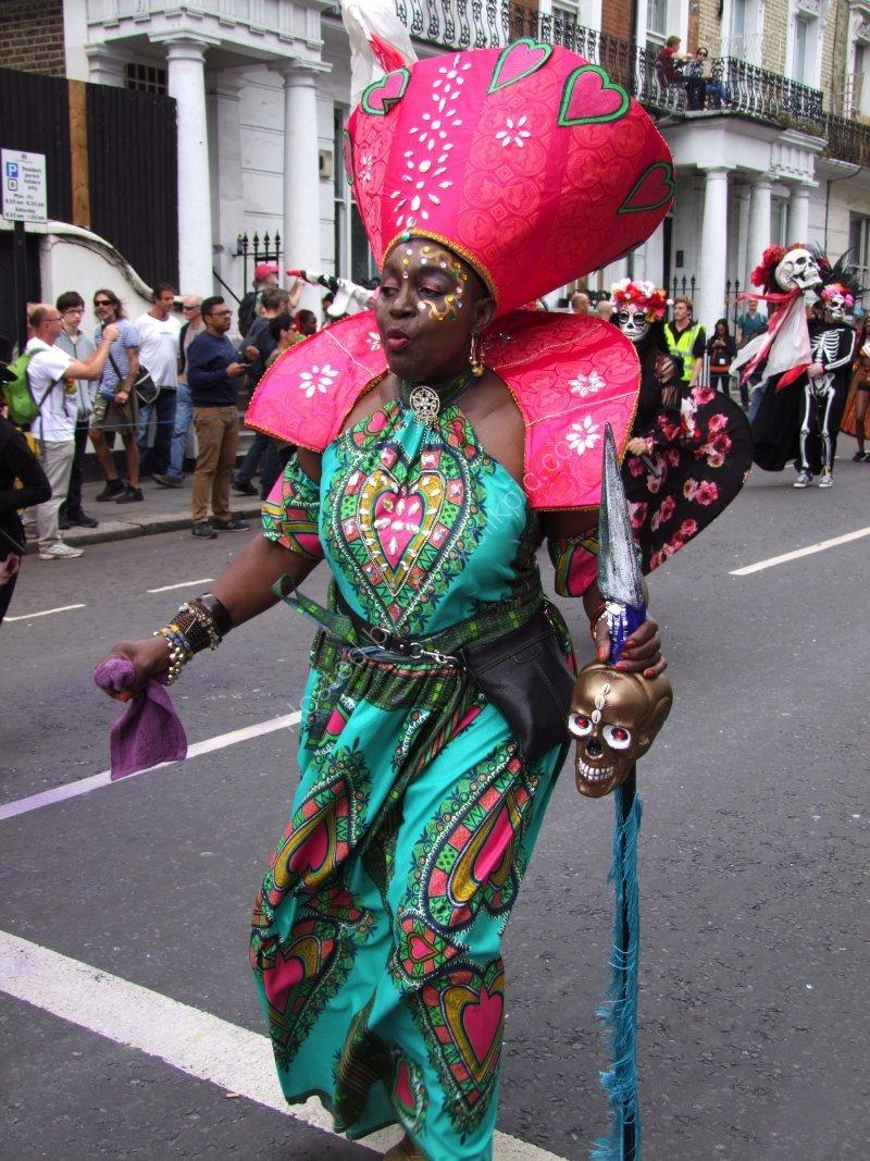 Nottinghill Carnival 2018