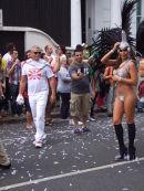 Nottinghill Carnival Ticker Tape