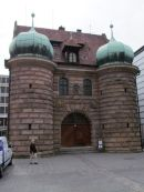 Building in Nuremburg